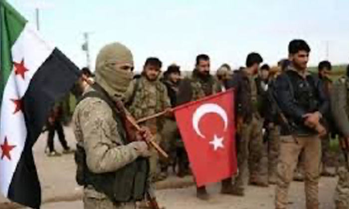 Turkish-backed-Syrian-mercenaries